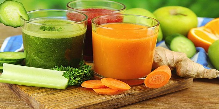 Quelles sont les vertues des jus de fruits et de légumes ?